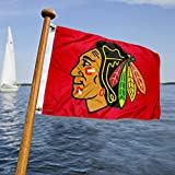 WinCraft Chicago Blackhawks Red Boat and Golf Cart Flag Review