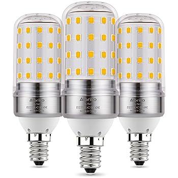 albrillo e12 bulb led candelabra light bulbs 100 watt equivalent soft white 2700k led. Black Bedroom Furniture Sets. Home Design Ideas
