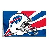 Fremont Die NFL Buffalo Bills 3-by-5 Foot Helmet Flag