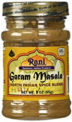 "Garam Masala (11 Spice Blend)....A Little History!  Traditionally from Northern Indian, garam masala is a staple spice in Indian cookery. Garam, when translated means ""warm"" best describes the properties of the blend. Warming ingredients such..."