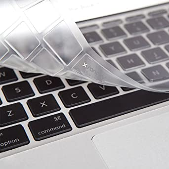 ,MacBook Air 13 MacBook,MacBook PRO Transparent SANOXY 0.2mm Ultra Thin Premium TPU Keybaord Cover Late 2010 High Transparency Laptop Keyboard Cover for MacBook PRO and AIR