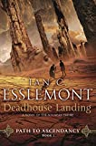 img - for Deadhouse Landing: A Novel of the Malazan Empire (Path to Ascendancy) book / textbook / text book