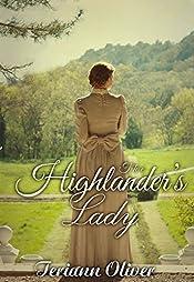 Regency Romance:The Highlander's Lady