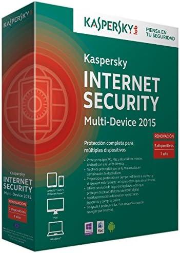 Kaspersky Internet Security Multi-Device 2015 - Software De ...