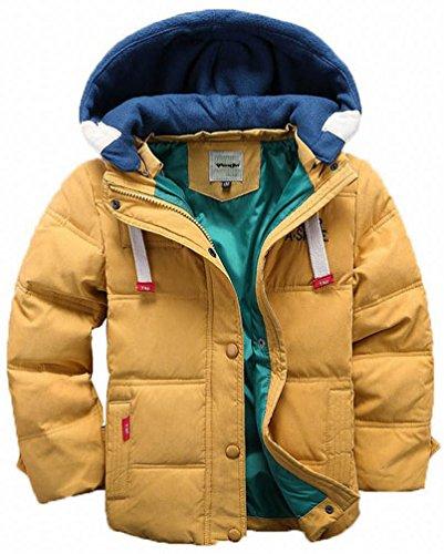 어린이 다운 코트 남녀 겸용 다운 재킷 들 다운 코트 키즈 다운 재킷 멋지다 120 130 140 150 사이즈 전개 / Children`s Down Coat Men`s And Women`s Down JacketS Kids Down Jacket Cool 120 130 140 150 Size Development