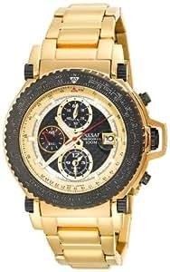 Pulsar Men's PF3782 Tech Gear Flight Computer Alarm Chronograph Watch