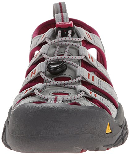 Newport Gray Beet KEEN Women's Neutral Sandal H2 Red gZOqU