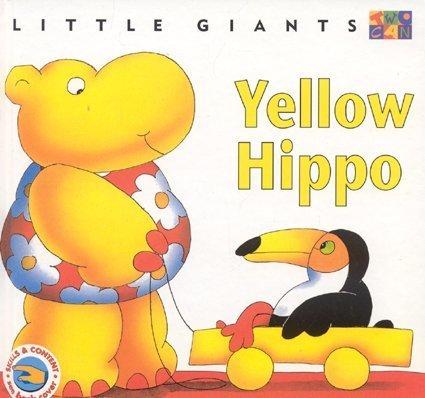 Yellow Hippo - Alan Rogers