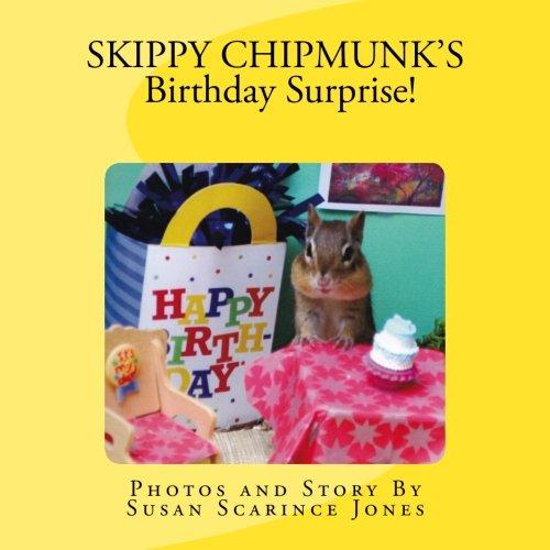 Skippy Mouse - Skippy ChipMunk's Birthday Surprise!