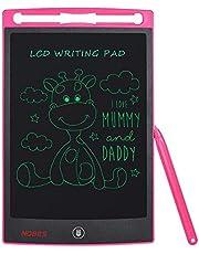 NOBES Tavoletta Grafica Scrittura Tablet LCD 8.5 Pollici, Elettronica Tavoletta Grafica Lavagna Portatile Tavoletta da Disegno con Penna per Bambini,Progettista,Studenti,Famiglia,Ufficio