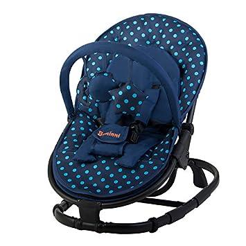 Baninni 5420038783242 Azul mecedora y silla para bebés ...