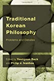 img - for Traditional Korean Philosophy: Problems and Debates (CEACOP East Asian Comparative Ethics, Politics and Philosophy of Law) book / textbook / text book