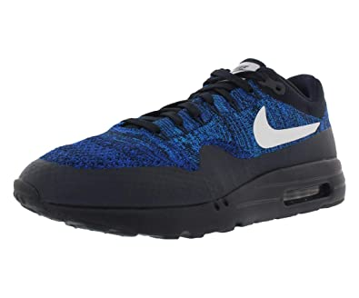 check out 51033 8a0d5 Amazon.com | NIKE Men's Air Max 1 Ultra Flyknit, Dark ...