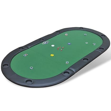 Furnituretratos Tabletops con Material MDF 10 Jugadores Plegable ...