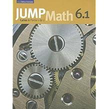 JUMP Math Cahier 6.1: Édition Française