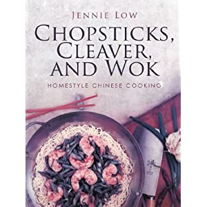 Chopsticks, Cleaver, and Wok