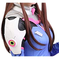 OW D.Va Shoulder Pad & Neck Armor Game Anime Cosplay Costume Accessories for Women Girls