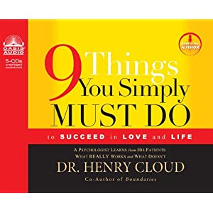 9 Things You Simply Must Do (Library Edition): To Succeed in Love and Life