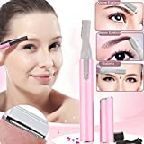 Electric Eyebrow Trimmer, Eyebrow Shaping for