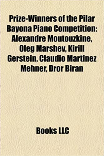 Buy Prize-Winners of the Pilar Bayona Piano Competition Book Online