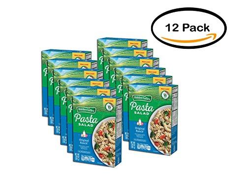 hidden valley pasta salad - 6