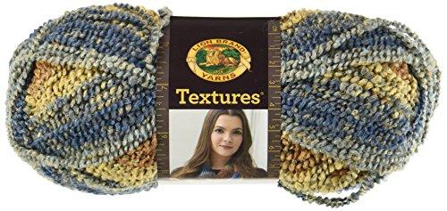Lion Brand Yarn 931-207 Textures Yarn, Desert Sands