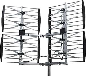 amazon com  xtreme signal hdb8x uhf hdtv