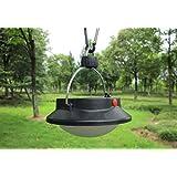 Surborder 60 LED Portable Camping Tent Umbrella Night light Lamp Lantern Outdoor camping hiking