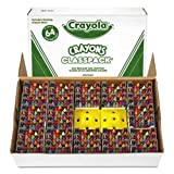 Crayola Classpack Regular Crayons, Assorted, 13 Caddies, 832/Box