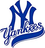yankee window decal - New York Yankees Vinyl Decal