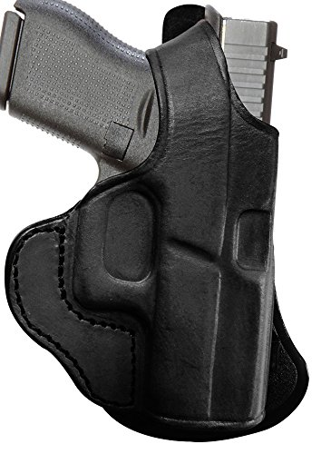 Tagua PD1-1210 Paddle Holster Thumb Break, Ruger SR-22, Black, Right Hand ()