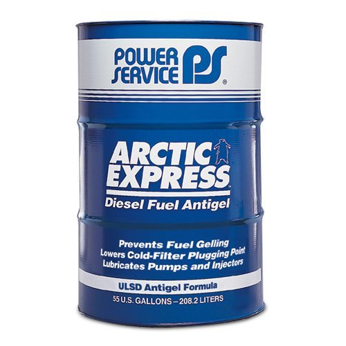 Power Service Arctic Express Antigel - 55gal. Drum by Power Service