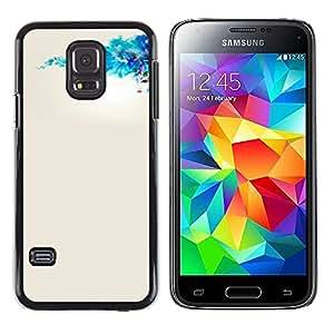 Stuss Case / Funda Carcasa protectora - The China White Geisha - Samsung Galaxy S5 Mini, SM-G800