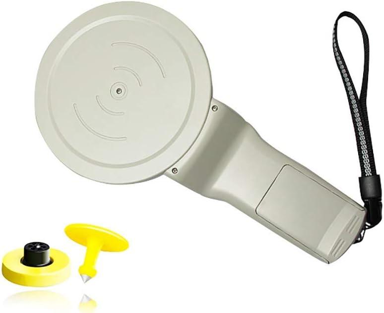 QYLJX RFID 134.2Khz ISO FDX-B Escáner de Chips de Animales ...