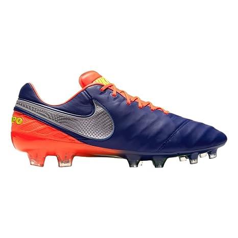 reputable site 35220 be25e Nike Tiempo Legend VI FG Football Boots - Deep Royal ...