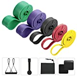 LOOTUS 5 Packs Pull Up Assist Bands