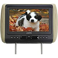 Audiovox AVXMTGHR9HD Single 9 Headrest w. DVD