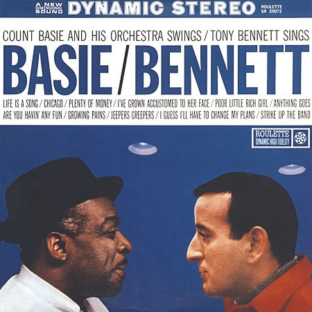 Basie Swings Bennett Sings - Basie Swings Tony Sings 200g 45RPM 4LP