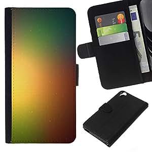 NEECELL GIFT forCITY // Billetera de cuero Caso Cubierta de protección Carcasa / Leather Wallet Case for HTC Desire 820 // Las tonalidades de color