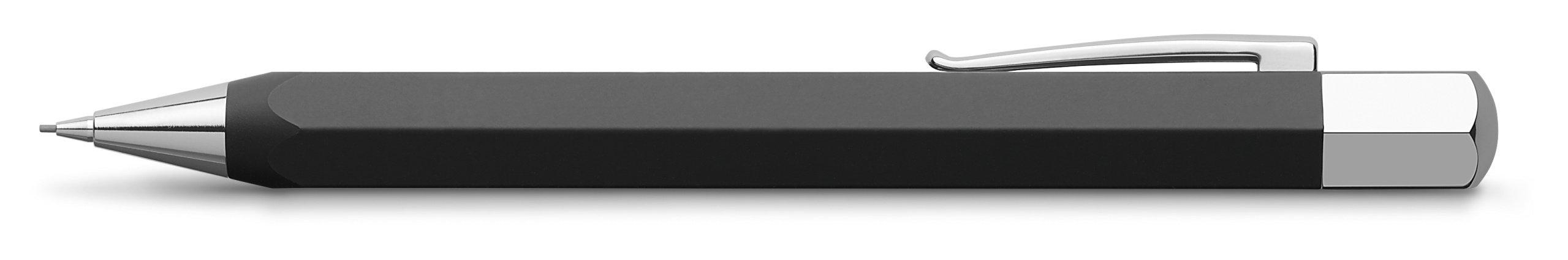 Faber-Castell Ondoro Mechanical Pencil - Graphite Black