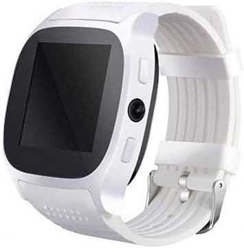 Amazon.com: Highpot Smart Watch T8 BT3.0 Reloj de pulsera ...