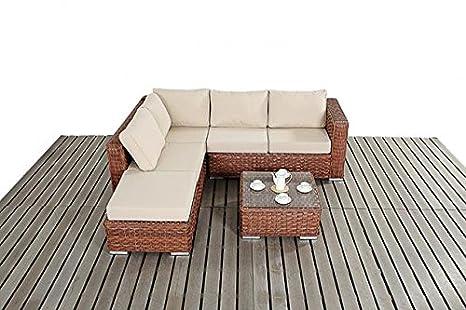 luxury patio e veranda con divano ad angolo con tavolino da caffè ... - Divano Per Veranda