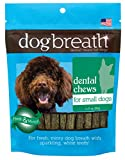 Herbsmith Dog Breath - Dental Chews for Small Dogs – Small Dog...