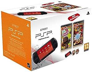 Console PSP Street (E1004 noire) + Little big planet ...