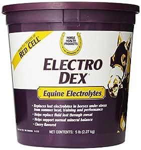 Horse Health Electro Dex Equine Elecrolytes, 5-Pound