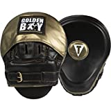 Title Boxing Golden Boy Focus Mitts