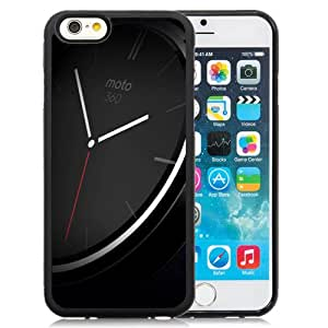 NEW DIY Unique Designed iPhone 6 4.7 Inch TPU Phone Case For Moto 360 Smartwatch Phone Case Cover