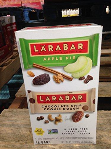 Larabar variety pack 18 ct (pack of 6) by LÄRABAR
