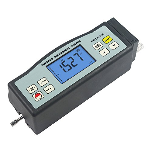 SRT-6200 Digital Surface Roughness Tester Profile Gauge Surftest Profilometer Ra Rz with Output