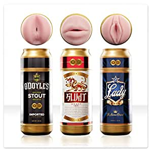 Fleshlight Sex In A Can 3-pack | Realistic Male Sex Toys